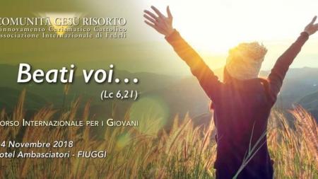 (Italiano) Corso Internazionale per i Giovani 2018 – diario