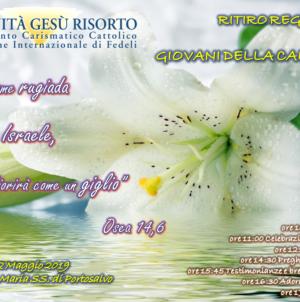 (Italiano) Ritiro Regionale dei giovani della Calabria