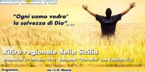 Ritiro Regionale della Sicilia