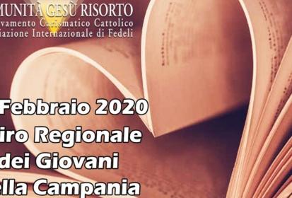 (Italiano) Ritiro Regionale dei giovani della Campania