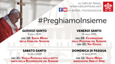 (Italiano) Triduo Pasquale con Papa Francesco