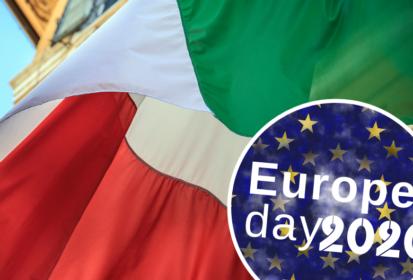 (Italiano) Europe Day 2020