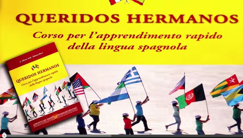 Corso Spagnolo – QUERIDOS HERMANOS