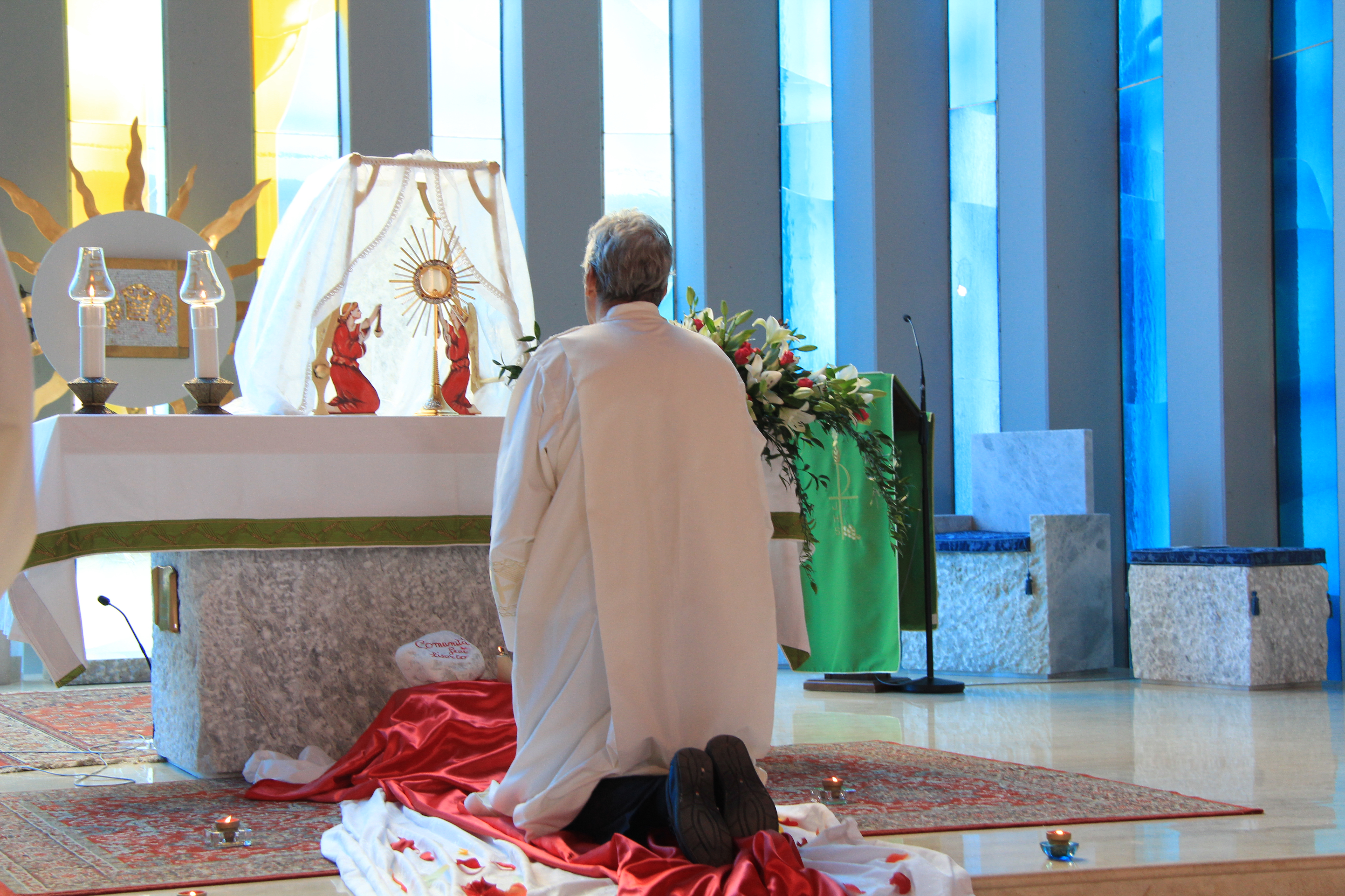 Cronaca del Ritiro Diocesano di Latina e Albano