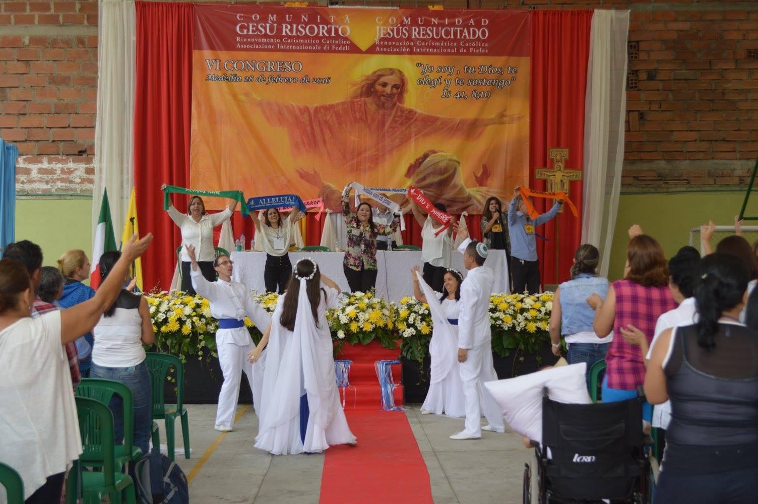 VI Convegno Nazionale della Comunità Gesù Risorto della Colombia
