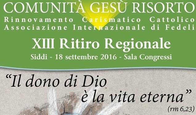 Ritiro Regionale della Sardegna