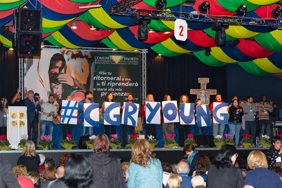 Preghiera Comunitaria animata dai giovani