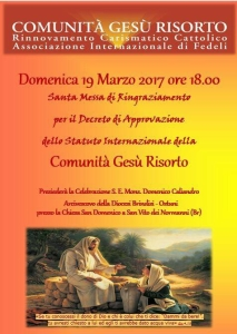 Brindisi-SantaMessaRingraziamento