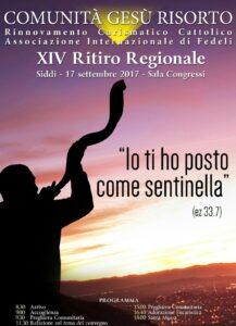 Ritiro Regionale Sardegna
