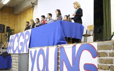 Cronaca del Ritiro Regionale dei Giovani del Lazio