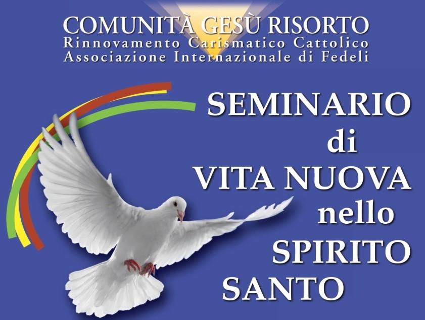 Effusione dello Spirito Santo – Seminari aperti 2019