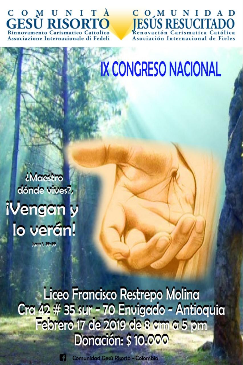 Colombia – IX Congreso Nacional