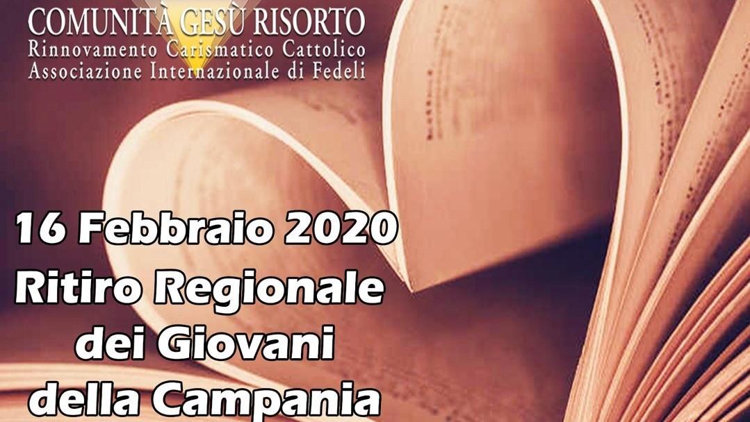 Ritiro Regionale dei giovani della Campania