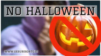 I Cristiani NON festeggiano Halloween!