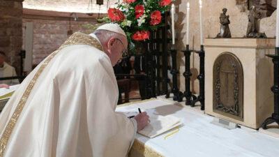 Fratelli Tutti – Lettera Enciclica di Papa Francesco